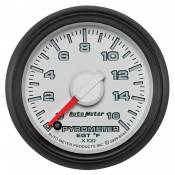 "Dodge - 2007 - 2018 6.7L Dodge Cummins - Auto Meter Gauges - 2-1/16"" PYROMETER KIT - 0-1600`F - FSE -DODGE FACTORY MATCH"