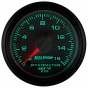 "Auto Meter Gauges - 2-1/16"" Pyrometer Kit - 0-1600`F - FSE - Dodge Factory Match - Image 3"