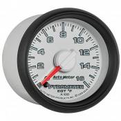 "Auto Meter Gauges - 2-1/16"" Pyrometer Kit - 0-1600`F - FSE - Dodge Factory Match - Image 4"