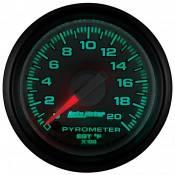 "Auto Meter Gauges - 2-1/16"" Pyrometer Kit - 0-2000`F - FSE - Dodge Factory Match - Image 3"