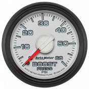 "Dodge - Auto Meter Gauges - 2-1/16"" BOOST - 0-60 PSI - MECH - DODGE FACTORY MATCH"