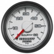"Auto Meter Gauges - 2-1/16"" Exhaust Pressure - 0-60 PSI - MECH - DODGE FACTORY MATCH - Image 2"
