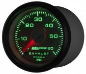 "Auto Meter Gauges - 2-1/16"" Exhaust Pressure - 0-60 PSI - MECH - DODGE FACTORY MATCH - Image 3"