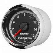 "Auto Meter Gauges - 2-1/16"" Pyrometer - 0-1600 - FSE - Dodge 4th Gen - Image 2"