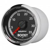 "Auto Meter Gauges - 2-1/16"" Boost Pressure - 0-35 PSI - Mech - Dodge 4th Gen - Image 2"