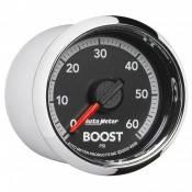 "Auto Meter Gauges - 2-1/16"" Boost Pressure - 0-60 PSI - Mech - Dodge 4th Gen - Image 3"