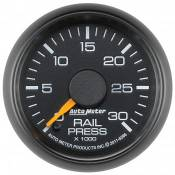 "Auto Meter - GM Duramax LMM - Factory Match Chevy / GMC - Auto Meter Gauges - 2-1/16"" Rail Pressure - 0-30K PSI - FSE - CHEVY / GMC"