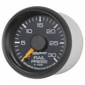 """Auto Meter Gauges - 2-1/16"""" Rail Pressure - 0-30K PSI - FSE - CHEVY / GMC - Image 2"""