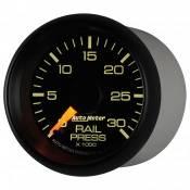 """Auto Meter Gauges - 2-1/16"""" Rail Pressure - 0-30K PSI - FSE - CHEVY / GMC - Image 3"""
