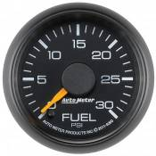 "Auto Meter - GM Duramax LML LGH - Factory Match Chevy / GMC - Auto Meter Gauges - 2-1/16"" Fuel Pressure - 0-30 PSI - FSE - CHEVY / GMC"
