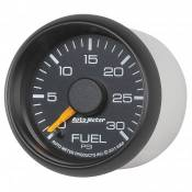 "Auto Meter Gauges - 2-1/16"" Fuel Pressure - 0-30 PSI - FSE - CHEVY / GMC - Image 2"