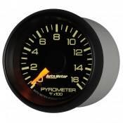 "Auto Meter Gauges - 2-1/16"" Pyrometer Kit - 0-1600 Deg - FSE - CHEVY / GMC - Image 3"