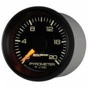 "Auto Meter Gauges - 2-1/16"" Pyrometer Kit - 0-2000 Deg - FSE - CHEVY / GMC - Image 3"