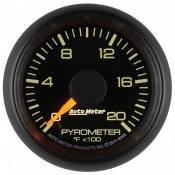 "Auto Meter Gauges - 2-1/16"" Pyrometer Kit - 0-2000 Deg - FSE - CHEVY / GMC - Image 4"