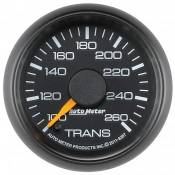 "Auto Meter Gauges - 2-1/16"" Transmission Temp - 100-260 Deg - FSE - CHEVY / GMC"