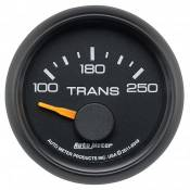 "Chevy / GMC - 2004 - 2005 6.6L Duramax LLY - Auto Meter Gauges - 2-1/16"" Transmission Temp - 100-250 Deg - SSE - CHEVY / GMC"