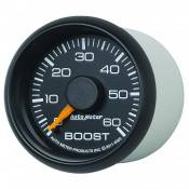 "Auto Meter Gauges - 2-1/16"" Boost - 0-60 PSI - Mech - CHEVY / GMC - Image 2"