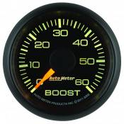 "Auto Meter Gauges - 2-1/16"" Boost - 0-60 PSI - Mech - CHEVY / GMC - Image 4"