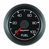 "Ford - 1998 - 2003 7.3L Ford Power Stroke - Auto Meter Gauges - 2-1/16"" Fuel Pressure - 0-100 PSI - FSE - FORD"