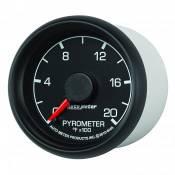 """Auto Meter Gauges - 2-1/16"""" Pyrometer Kit - 0-2000 Deg - FSE - FORD - Image 3"""
