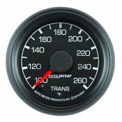 "Auto Meter Gauges - 2-1/16"" Transmission Temp - 100-260 Deg - FSE - FORD"