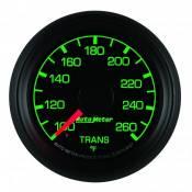 "Auto Meter Gauges - 2-1/16"" Transmission Temp - 100-260 Deg - FSE - FORD - Image 2"