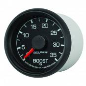"Auto Meter Gauges - 2-1/16"" Boost - 0-35 PSI - Mech - FORD - Image 3"