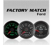 Gauges - 03-07 Ford 6.0L - Auto Meter - 03-07 Ford 6.0L - Factory Match Ford