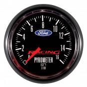 """Auto Meter Gauges - 2-1/16"""" Pyrometer - 0-1600 Deg - FSE - FORD RACING - Image 2"""