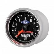 """Auto Meter Gauges - 2-1/16"""" Pyrometer - 0-1600 Deg - FSE - FORD RACING - Image 3"""