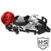 H&S Motorsports - 11-14 GM 6.6L Dual High Pressure Fuel Kit