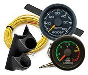 Chevy / GMC - 2007 - 2010 6.6L Duramax LMM - Gauges & Gauge Holders - GM Duramax LMM