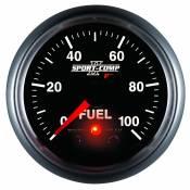 "Auto Meter Gauges - 2-1/16"" FUEL PRESS 0-100 PSI - FSE - PEAK/WARN - Image 4"
