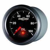 "Auto Meter Gauges - 2-1/16"" OIL PRESS 0-100 PSI - FSE - PEAK/WARN - Image 3"
