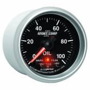 "Auto Meter Gauges - 2-1/16"" OIL PRESS 0-100 PSI - FSE - PEAK/WARN - Image 5"