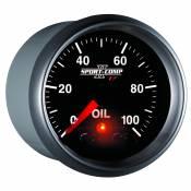 "Auto Meter Gauges - 2-1/16"" OIL PRESS 0-100 PSI - FSE - PEAK/WARN - Image 6"