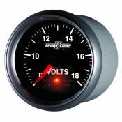 "Auto Meter Gauges - 2-1/16"" VOLTMETER 8-18V - FSE - PEAK/WARN - Image 3"