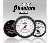 Gauges - 03-07 Ford 6.0L - Auto Meter - 03-07 Ford 6.0L - Phantom II Series - 03-07 Ford 6.0L