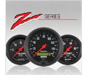 Gauges - 03-07 Ford 6.0L - Auto Meter - 03-07 Ford 6.0L - Z-Series - 03-07 Ford 6.0L