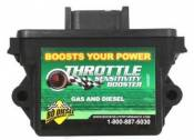 Chevy / GMC - 2001 - 2004 6.6L Duramax LB7 - BD Diesel Power - BD Throttle Sensitivity Booster - 01-05 GM 6.6L