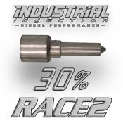 Fuel Pumps, Injection Pumps and Injectors - GM Duramax LBZ - Injectors - GM Duramax LBZ - Industrial Injection - Industrial Injection -  30% over RACE2 Performance Nozzle - 06-07 GM Duramax LBZ