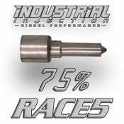 Fuel Pumps, Injection Pumps and Injectors - GM Duramax LBZ - Injectors - GM Duramax LBZ - Industrial Injection - Industrial Injection -  75% over RACE5 Performance Nozzle - 06-07 GM Duramax LBZ
