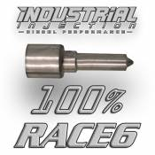 Fuel Pumps, Injection Pumps and Injectors - GM Duramax LBZ - Injectors - GM Duramax LBZ - Industrial Injection - Industrial Injection -  100% over RACE6 Performance Nozzle - 06-07 GM Duramax LBZ