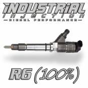 Injectors - Chevy / GMC Diesel Injectors - Industrial Injection - Industrial Injection - Reman 100% Over R6 Performance Injector - 07-10 LMM Duramax 6.6L