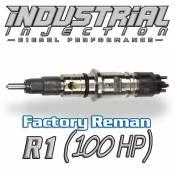 Injectors - Dodge Diesel Injectors - Industrial Injection - Industrial Injection - Factory Reman 6.7L RACE1 33 LPM HONED INJECTOR 2007.5-2012 (100HP)