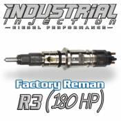 Injectors - Dodge Diesel Injectors - Industrial Injection - Industrial Injection - Factory Reman 6.7L RACE3 48 LPM HONED INJECTOR 2007.5-2012 (180HP)