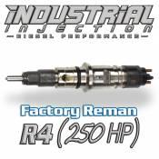 Injectors - Dodge Diesel Injectors - Industrial Injection - Industrial Injection - Factory Reman 6.7L RACE4 58 LPM HONED INJECTOR 2007.5-2012 (250HP)