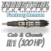 Injectors - Dodge Diesel Injectors - Industrial Injection - Industrial Injection - Factory Reman 6.7L RACE1 33 LPM HONED INJECTOR 2007.5-2011 (100HP) - Cab & Chassis