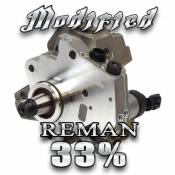 Fuel Pumps, Injection Pumps and Injectors - 03-07 Dodge 5.9L - Injection Pumps Dodge CP3 Common Rail - 03-07 Dodge 5.9L - Industrial Injection - Industrial Injection - Reman - Modified 33% CP3 Pump - 03-07 Dodge 5.9L