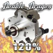 Fuel Pumps, Injection Pumps and Injectors - GM Duramax LB7 - CP3 Pumps - GM Duramax LB7 - Industrial Injection - Industrial Injection - New - Double Dragon 120% CP3 Pump Duramax LB7